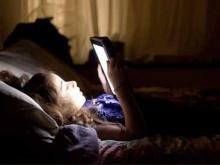 เล่นไอแพดก่อนนอน...นอนหลับไม่สนิท