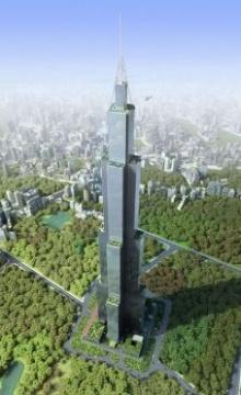 จีนเตรียมสร้างตึกสูงที่สุดในโลก 220 ชั้น ให้เสร็จภายใน 90 วัน