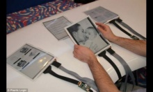 เผยโฉมแท็บเล็ต PaperTab บางเบาม้วนเก็บในกระเป๋าได้
