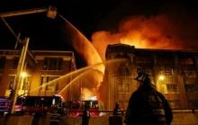 เมื่อไฟกลายเป็นน้ำแข็ง ทุกข์ของนักผจญเพลิง กลางอุณหภูมิ -10องศา