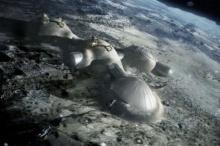 ยุโรปเล็งผุดเมืองบนดวงจันทร์