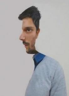 ภาพหน้าลวงตา หน้าไหนที่คุณเห็น