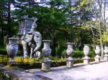 สวน สัตว์ประหลาด ที่ โบมาร์โซ (Bomarzo) อิตาลี