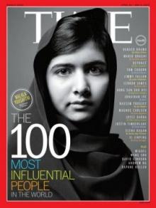 นิตยสารไทม์เผย 100 อันดับบุคคลทรงอิทธิพล
