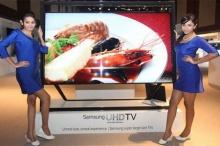 ซัมซุงเปิดสมาร์ตทีวีใหญ่สุดในโลก