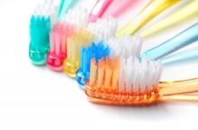 ประโยชน์ของแปรงสีฟันเก่า