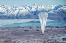 กูเกิลปล่อยบอลลูนยักษ์ ทดสอบส่งสัญญาณอินเตอร์เน็ตทั่วโลก