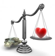 เงิน..ซื้อความรักไม่ได้...แต่ก็ใช่ว่าไม่จำเป็น