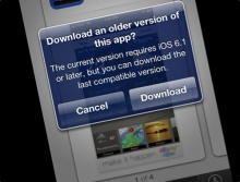 Apple ใจดี ให้ใช้แอพเก่ากับ iOS รุ่นเก่า