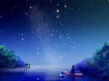 ฟ้ามืดจึงเห็นดาวสวย
