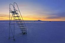 ภาพจากการสำรวจทวีปแอนตาร์คติค ที่รัสเซียเ เห็นแล้วหนาวว