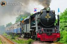 สัปดาห์รถไฟ 117 ปี วันอาทิตย์ที่ 23 มีนาคม - ศุกร์ที่ 28 มีนาคม 2557 นี้