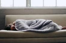 การนอนบอกถึง ช่วงเวลาการหมดวัยรุ่น