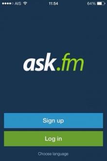 ถามหา...เธอหรือ? Ask.fm แอพฯ สุดเกรียนยอดฮิต