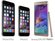 เทียบสเปค iPhone 6 vs Samsung Galaxy Note 4 รุ่นไหนดี รุ่นไหนเด่น มาดูกัน!