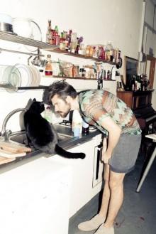 แมวน่ารัก กับ เจ้านายน่าเลิฟ