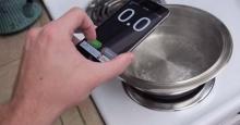 อยากรู้มั้ย ? จะเกิดอะไร ถ้าเราต้ม iPhone 6 ในน้ำร้อน