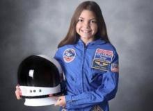 นักบินอวกาศเด็กคนแรก ที่จะได้ไปเหยียบดาวอังคาร!!