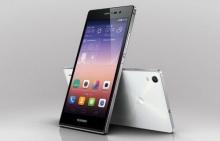 Huawei Ascend P8 สมาร์ทโฟนบอดี้โลหะ สเปคแรงๆ ปี 2015