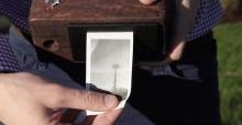 โดนใจเด็กแนว กล้องสุดอินดี้ ถ่ายปุ๊บปริ๊นท์เป็นภาพลงบนกระดาษใบเสร็จ(?!)