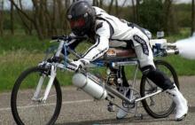 จักรยานที่เร็วที่สุดในโลก !!!