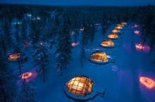 โอ้ยอยากไป! ชม 10 โรงแรมน่าทึ่งทั่วโลก ที่สวยแปลกสุดๆ!