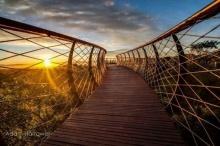 สะพานชมธรรมชาติที่ สวยที่สุด ในแอฟริกาใต้!!