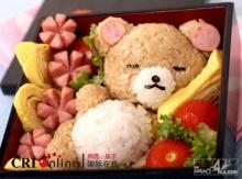 เบนโตะ ข้าวกล่องอร่อยน่ารัก สวยจนไม่กล้ากิน