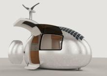 เจ๋ง!!! Ecocapsules สุดยอดนวัตกรรมแห่งอนาคตเพื่อคนรักการท่องโลก