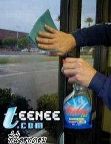 น้ำยาทำความสะอาด กับ โรคหืด