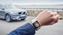 Volvo เผยเทคโนโลยีควบคุมรถยนต์ได้เพียงแค่ใช้ Apple Watch