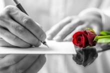 เขียนจดหมายถึงตัวเองในอนาคต เพราะผิดหวังกับความรัก หวังว่ากลับมาอ่าน คงนั่งขำ!!