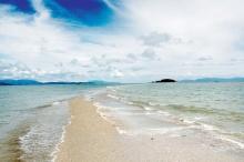 ทะเลแหวก! สวยสุด-อันดับ1 สิ่งมหัศจรรย์ที่เที่ยวไทย 2558