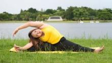 6 เคล็ดลับการฝึกโยคะสำหรับคนอ้วน