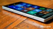ข่าวลือ Microsoft Lumias รุ่นต่อไปจะมาพร้อมฟังก์ชัน Iris Scanner