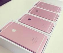 มาจริงอะ!! หลุดภาพ iphone6s สีชมพู เอาใจสาวๆ