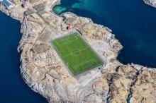 งดงาม!! เขาว่านี่คือสนามฟุตบอลที่สวยที่สุดในโลก
