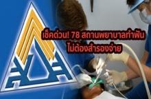 ผู้ประกันตนเช็คด่วน! 78 สถานพยาบาลทำฟัน ไม่ต้องสำรองจ่าย