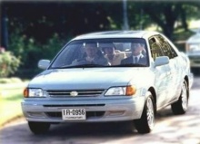โตโยต้า โซลูน่า รถยนต์ในตำนานของของพ่อ