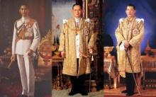 พระนามเต็ม พระมหากษัตริย์ ตั้งแต่ ในหลวงรัชกาลที่ 1-10