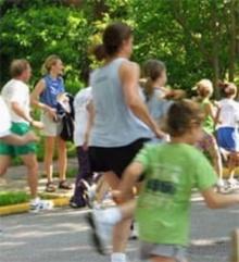 ช่วงวัยทองแค่วิ่งเหยาะ ๆ ช่วยชะลอโรคได้