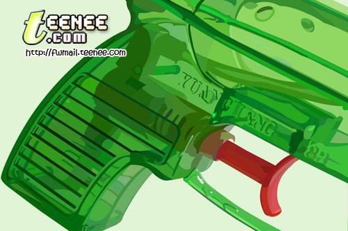 ปืนแบบโบราณ