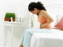 อาการปวดแน่นท้อง