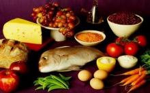 อาหารแสลงกับโรคต่าง ๆ
