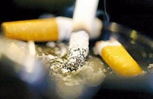 ร่วมคิด...เตือนอันตราย หยุด!! พิษภัยควันบุหรี่