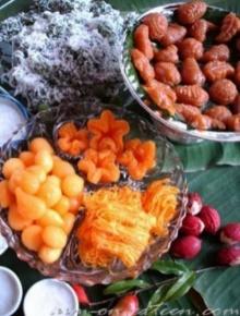 ขนมไทย 9 มงคลทั้งอร่อยและความหมายดี