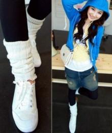 รองเท้าแฟชั่นสไตล์เกาหลี(1)