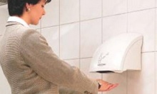 เตือน เครื่องเป่ามือในห้องน้ำสาธารณะ อันตรายที่คาดไม่ถึง