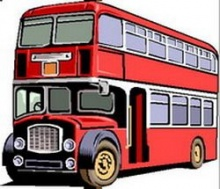ขำขำ :  รถเมล์ชั้น 2