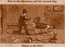 ภาพปริศนา : his wife